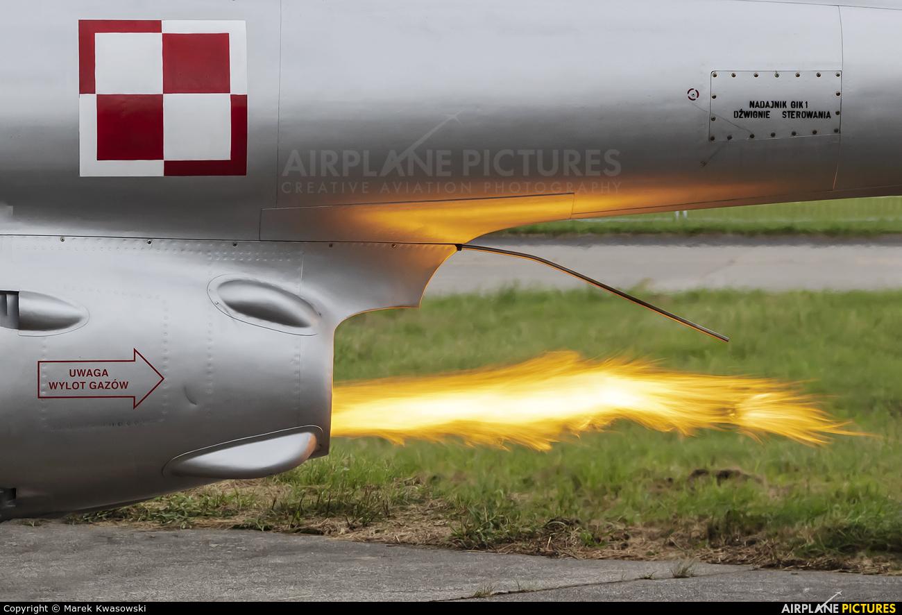 Fundacja Biało-Czerwone Skrzydła SP-YTH aircraft at Gdynia- Babie Doły (Oksywie)