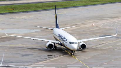 9H-QAZ - Air Malta Boeing 737-8AS