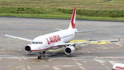 9H-LOR - Lauda Europe Airbus A320