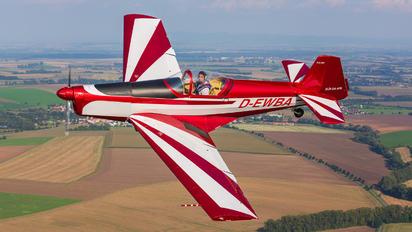 D-EWBA - Private Zlín Aircraft Z-526AFS