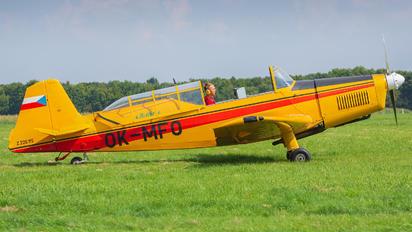 OK-MFO - Private Zlín Aircraft Z-226 (all models)