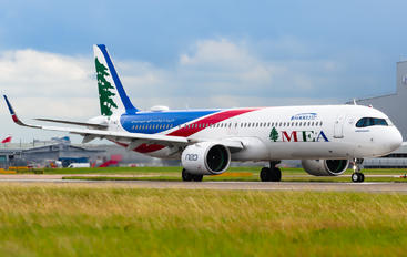 T7-ME3 - MEA - Middle East Airlines Airbus A321 NEO