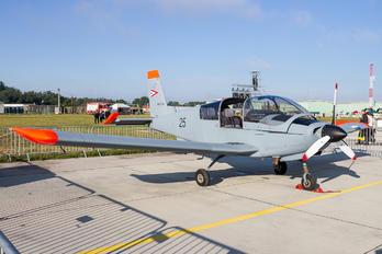 25 - Hungary - Air Force Zlín Aircraft Z-143L