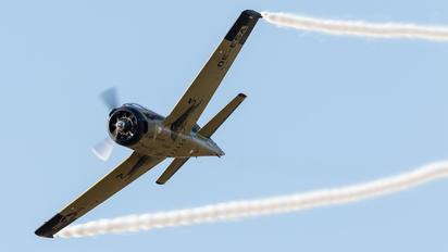 OE-ESA - The Flying Bulls North American T-28B Trojan