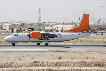 YA-KMC - Kam Air Antonov An-24RV