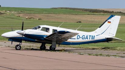 D-GATM - Private Piper PA-34 Seneca