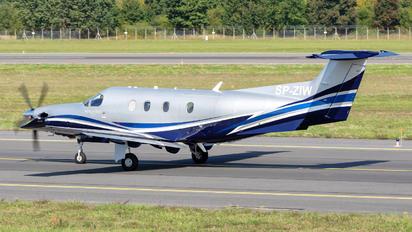 SP-ZIW - Jet Story Pilatus PC-12