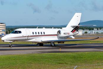 N527QS - Netjets (USA) Cessna 680A Latitude