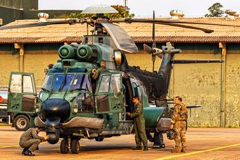 8520 - Brazil - Air Force Eurocopter EC725 Caracal