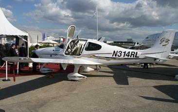 N314RL - Private Cirrus SR-22 -GTS