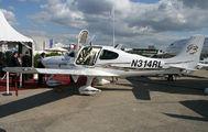 N314RL - Private Cirrus SR-22 -GTS aircraft