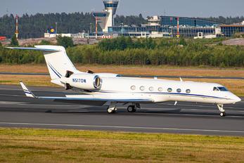 N517DW - Private Gulfstream Aerospace G-V, G-V-SP, G500, G550