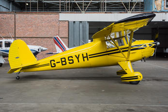 G-BSYH - Private Luscombe 8A Master
