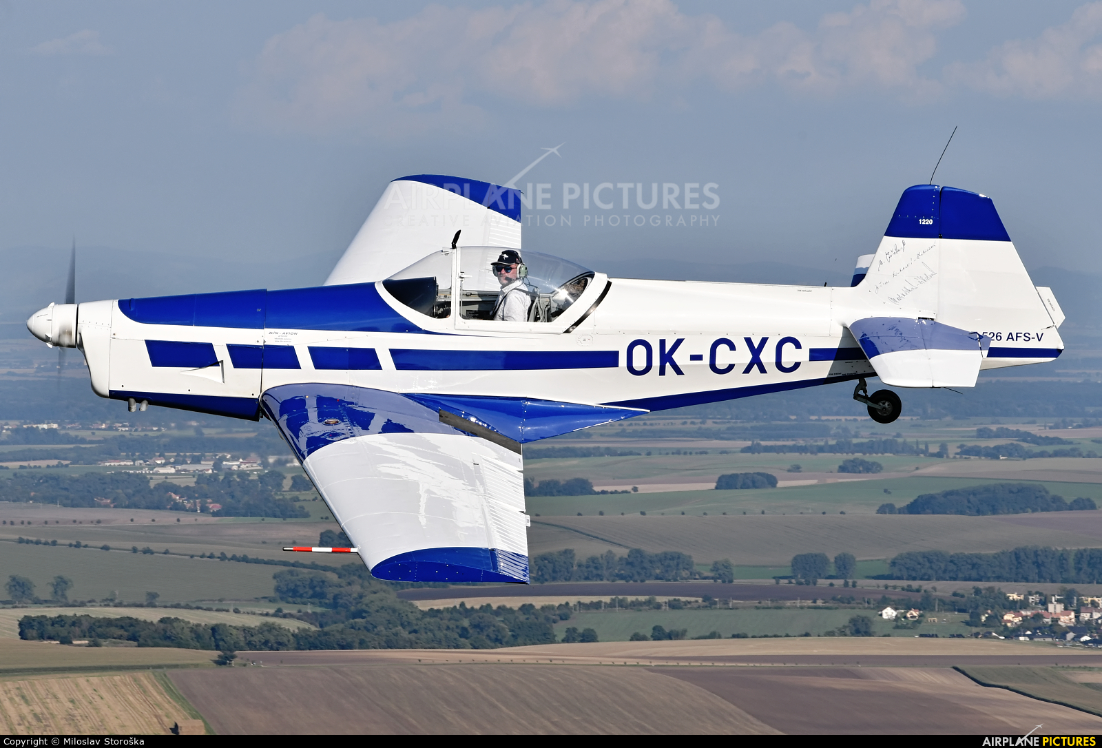 Private OK-CXC aircraft at In Flight - Czech Republic