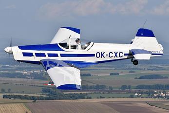 OK-CXC - Private Zlín Aircraft Z-526AFS