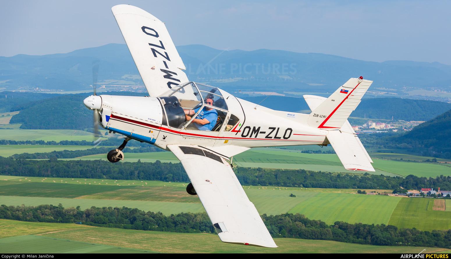Aeroklub Sabinov OM-ZLO aircraft at In Flight - Slovakia