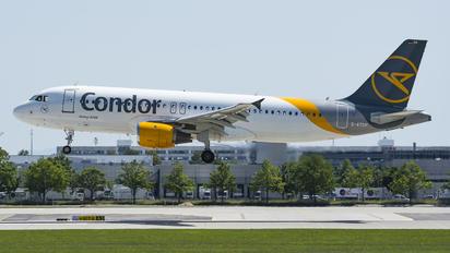 D-ATCH - Condor Airbus A320