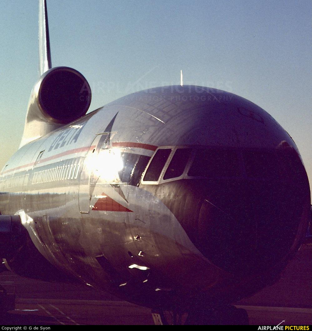 Delta Air Lines N718DA aircraft at Boston - General Edward Lawrence Logan Intl