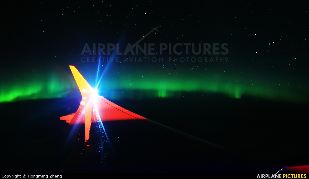 American Airlines N426AN aircraft at In Flight - Alaska