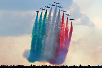 """MM54517 - Italy - Air Force """"Frecce Tricolori"""" Aermacchi MB-339-A/PAN"""