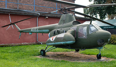 4003 - Czechoslovak - Air Force Mil Mi-1/PZL SM-1