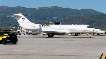 N373GG - Private Bombardier BD-700 Global 5000