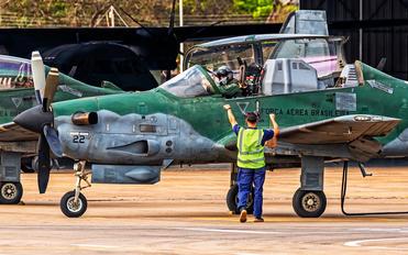 5722 - Brazil - Air Force Embraer EMB-314 Super Tucano A-29A