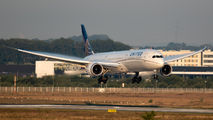 N12005 - United Airlines Boeing 787-10 Dreamliner aircraft