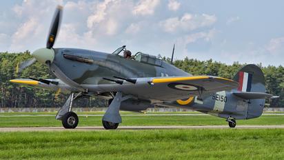 OO-HUR - Private Hawker Hurricane Mk.IV
