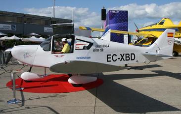 EC-XBD - Private Zenith - Zenair CH601 UL