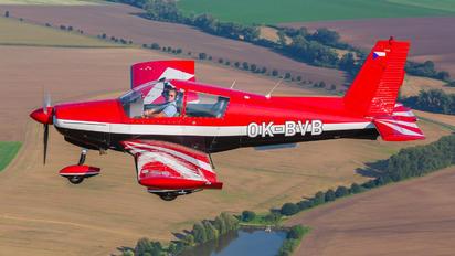 OK-BVB - Aeroklub Bŕeclav Zlín Aircraft Z-143L