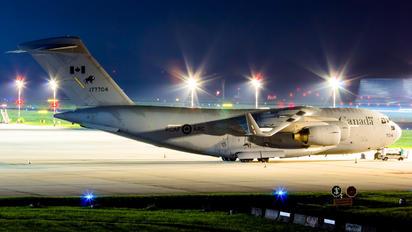 177704 - Canada - Air Force Boeing CC-177 Globemaster III