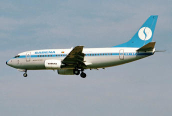 OO-SYJ - Sabena Boeing 737-500