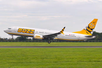 SP-RZE - Buzz Boeing 737-8-200 MAX