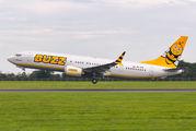 SP-RZE - Buzz Boeing 737-8-200 MAX aircraft