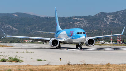 PH-TFT - TUI Airlines Netherlands Boeing 737-8 MAX