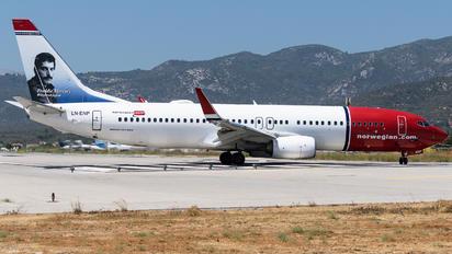 LN-ENP - Norwegian Air Shuttle Boeing 737-8JP(WL)