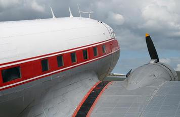 N49AG - Air Dakota Belgium Douglas DC-3