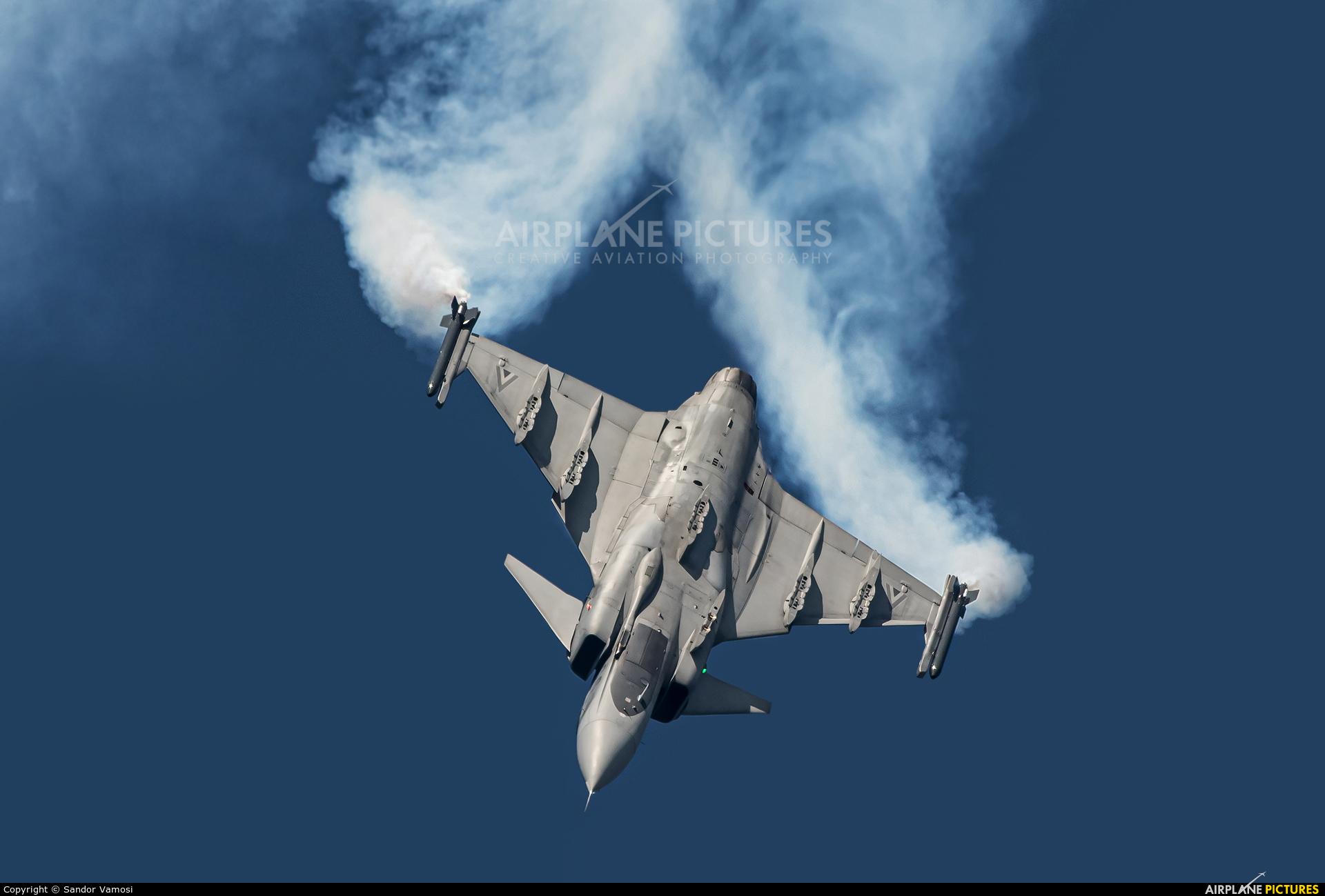 Hungary - Air Force 33 aircraft at Malacky - Kuchyna