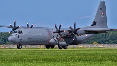 B-536 - Denmark - Air Force Lockheed C-130J Hercules
