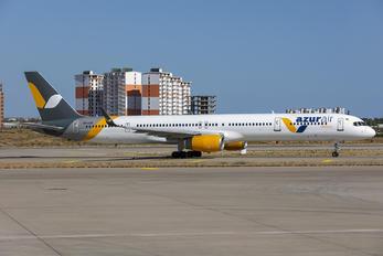 D-ABOR - Azur Air Ukraine Boeing 757-300