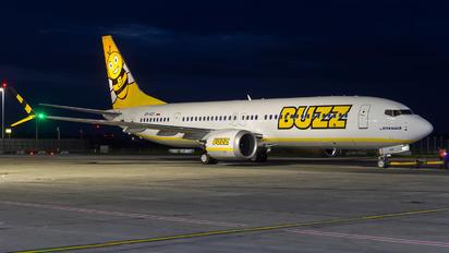 SP-RZC - Buzz Boeing 737-8-200 MAX