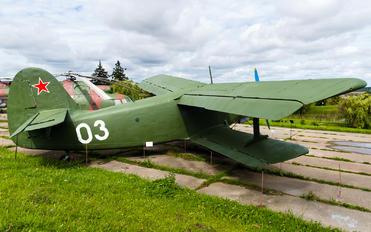 03 - Belarus - DOSAAF Antonov An-2